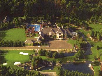 Metro detroit 39 s most expensive home for Most expensive house in michigan