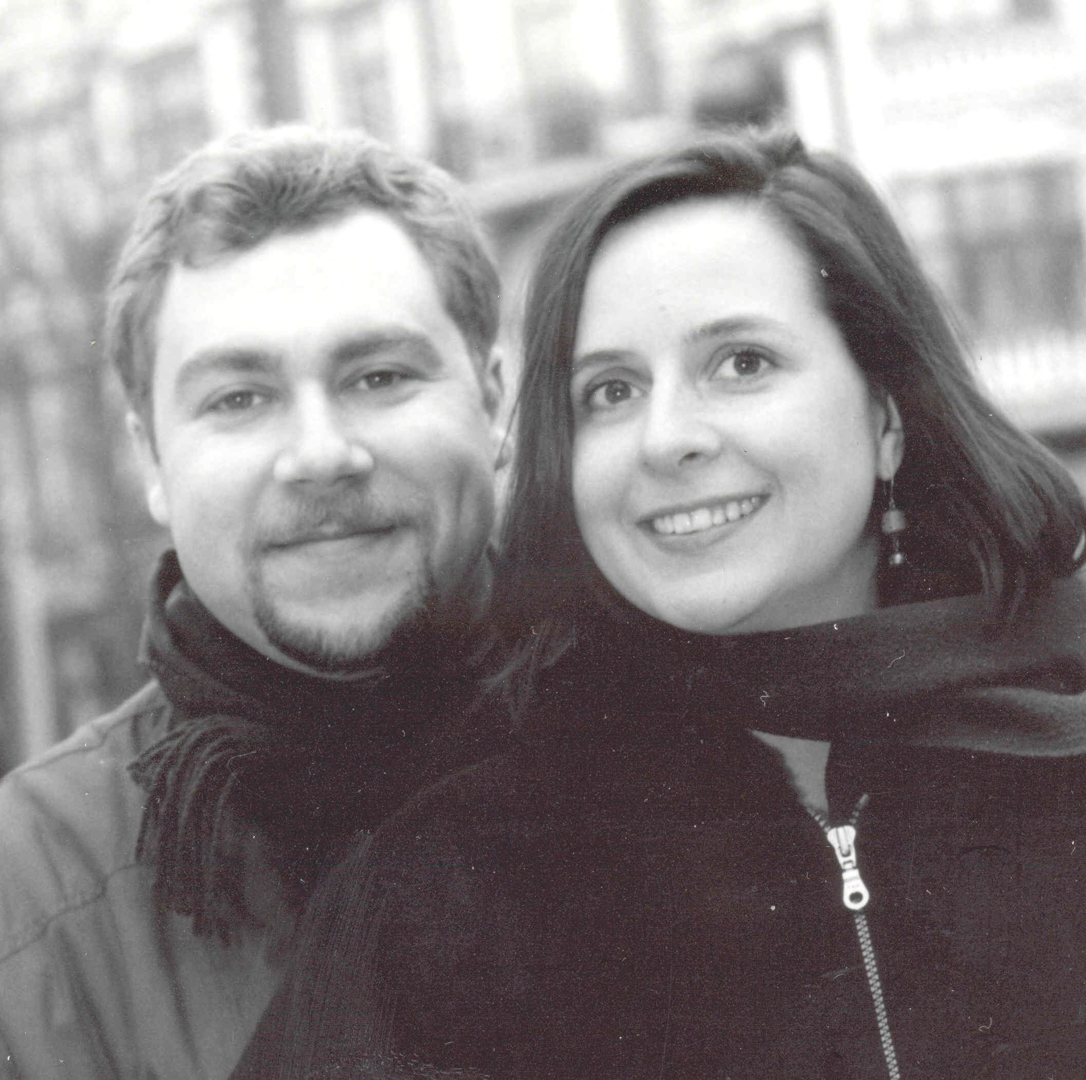 Dmitry koublitsky and Maureen francis